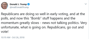 TrumpBombTweet