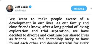 Bezos Twitter Divorce