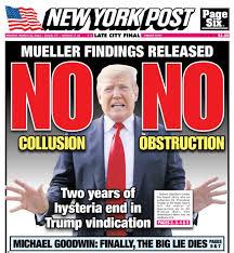 NY Post Mueller